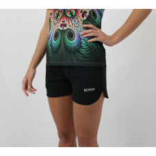 Ladies shorts black