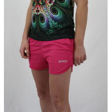Ladies shorts pink