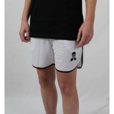 Ladies shorts Logo white SALE