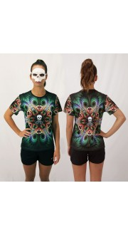 Shirt Mandala - TechnoDry