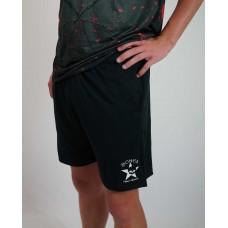 Mens shorts black Star Logo