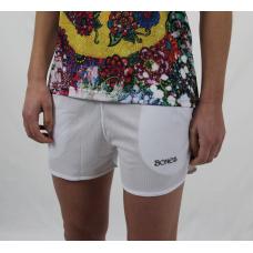 Dames shorts wit