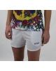 Ladies shorts white