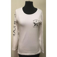 Womens t-shirt with long sleeves