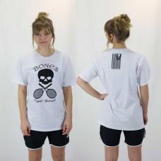 T-shirt Logo white cotton
